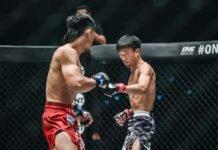 Senzo Ikeda vs Lito Adiwang