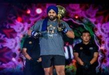 Arjan Bhullar, ONE Championship