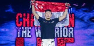Christian Lee ONE Championship