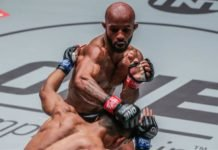 Demetrious Johnson vs Danny Kingad ONE Championship