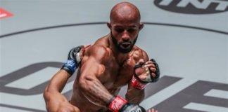 Demetrious Johnson vs Danny Kingad ONE Championship