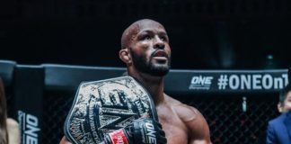 Demetrious Johnson ONE Championship