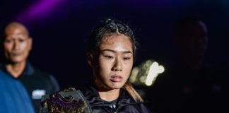 Angela Lee, ONE: Century Part I