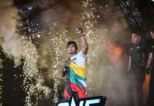 Aung La N Sang, ONE Championship