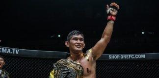 Aung La N Sang ONE Championship
