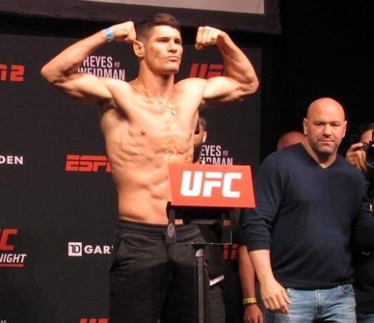 13 UFC Boston Charles Rosa
