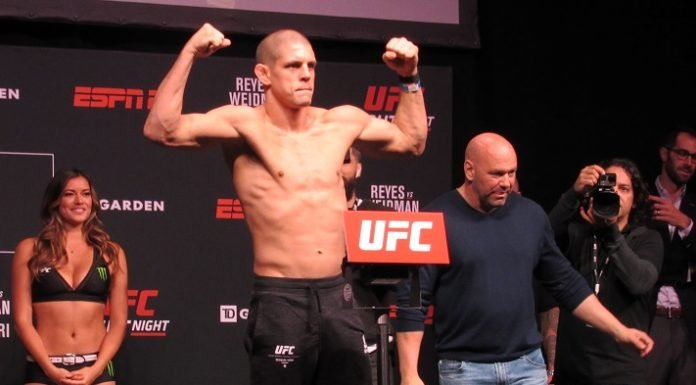 20 UFC Boston Joe Lauzon