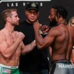Alex Gilpin and Andre Harrison, PFL 8 2019