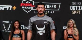 Islam Mamedov PFL