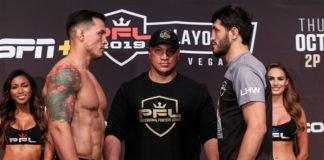 Vinny Magalhães vs. Rashid Yusupov PFL 9 2019