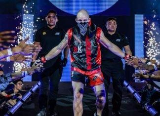 Zebaztian Kadestam ONE Championship