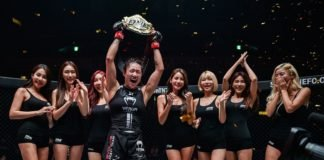 Angela Lee, ONE Championship
