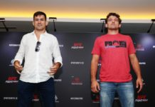 UFC Singapore's Demian Maia and Ben Askren