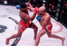 Paul Daley and Saad Awad Bellator MMA
