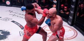 Paul Daley and Saad Awad Bellator MMA