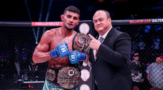 Douglas Lima and Scott Coker , Bellator 232