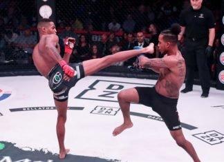 Patrick Mix vs Isaiah Chapman Bellator MMA