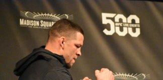 Nate Diaz, UFC 244