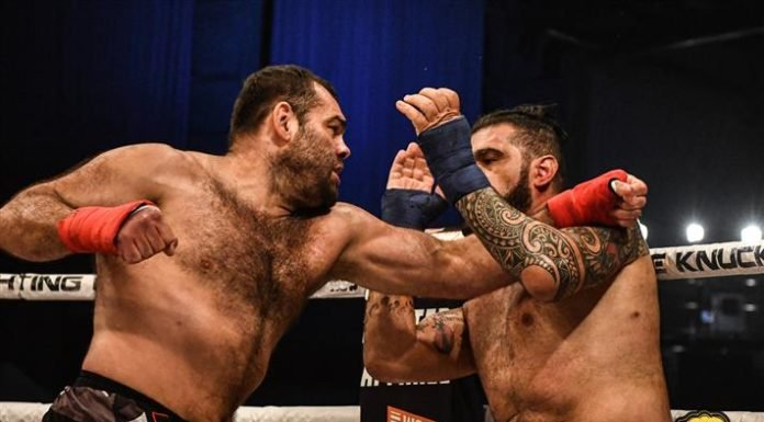 Gabriel Gonzaga vs Bigfoot Silva, BKFC 8
