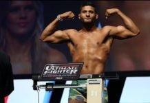 Dhiego Lima UFC