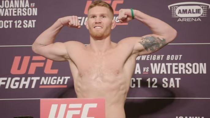 Matt Frevola UFC