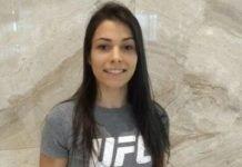 Melissa Gatto UFC