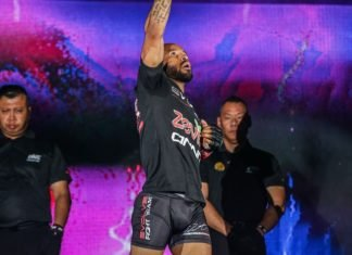 Demetrious 'Mighty Mouse' Johnson, ONE Championship