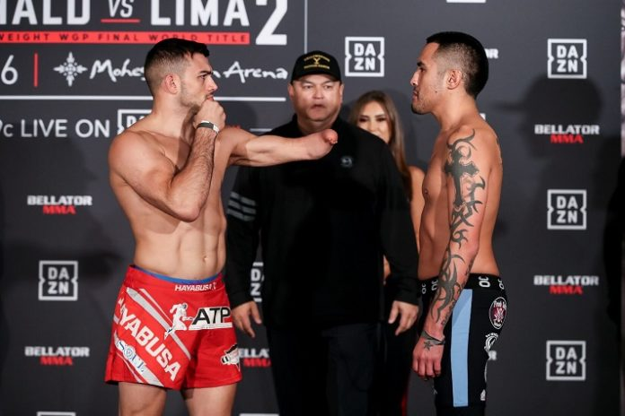 Nick Newell and Manny Muro, Bellator 232