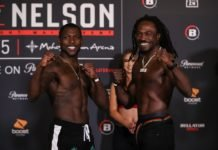 Bellator 231's Ed Ruth and Jason Jackson