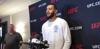 Dominick Reyes UFC