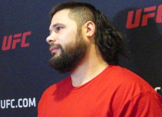 Ben Sosoli UFC