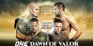 ONE Championship: Dawn of Valor