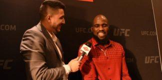 Corey Anderson UFC 244
