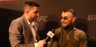 Makwan Amirkhani UFC 244