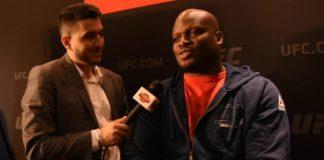 Derrick Lewis UFC 244