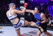 Olga Rubin vs. Sinead Kavanagh, Bellator MMA