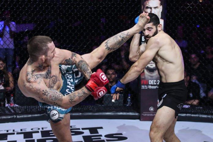 Austin Vanderford vs. Grachik Bozinyan Bellator MMA