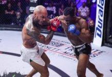 Roger Huerta vs. Sidney Outlaw Bellator MMA