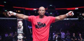 Linton Vassell Bellator MMA