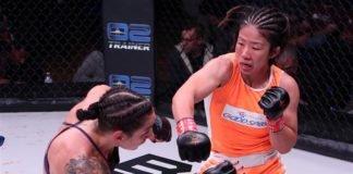 Kanako Murata headed to the UFC