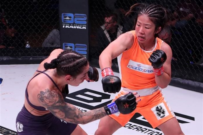 Kanako Murata headed to the UFC