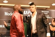 Corey Anderson vs Johnny Walker UFC 244