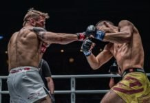 Troy Worthen vs. Chen Lei, ONE Championship