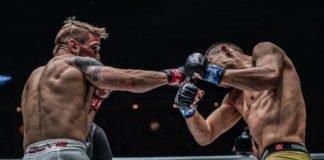 Troy Worthen vs. Chen Lei, ONE Championship