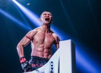 Nong-O Gaiyanghadao ONE Championship Edge of Greatness