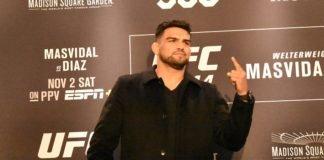 Kelvin Gastelum UFC 244