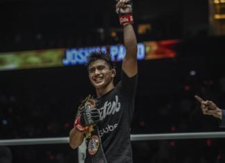 ONE Championship: Masters of Fate - Joshua Pacio