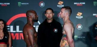 King Mo vs Andrew Kapel Bellator 233