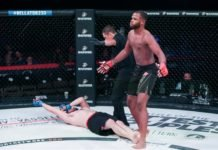Christian Edwards Bellator MMA