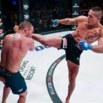 John Salter vs Costello Van Steenis - Bellator MMA